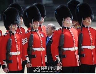 卫兵服装 出租军乐队服装 出租英国皇家礼服