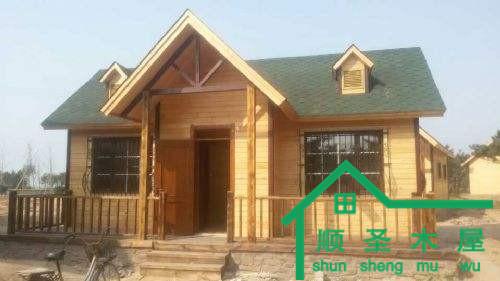 【河源休闲度假木屋搭建】木屋,让你的生活慢下来的一