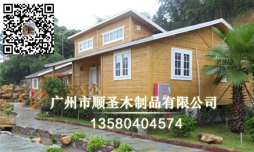 上海木屋别墅搭建分析~体验新风情木屋别墅,周边竟然