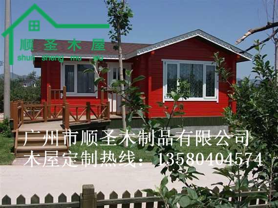 清远休闲别墅木屋搭建案例,绝美的木屋设计,才是真正