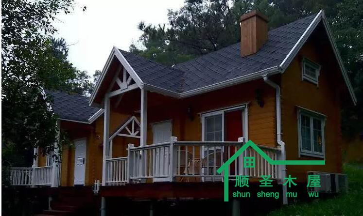 企业资讯  木屋木别墅怎么样 木结构房屋的主要木材 spf:云杉spruce