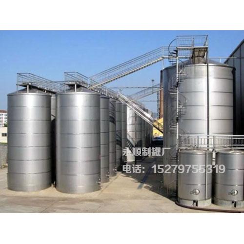 水泥罐通常作为混凝土搅拌站(楼)的配套产品使用.