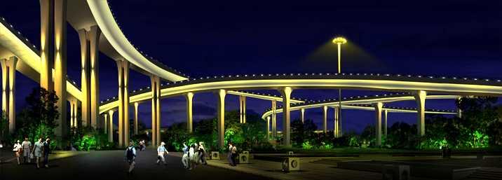 建筑照明设计就到专业照明设计公司
