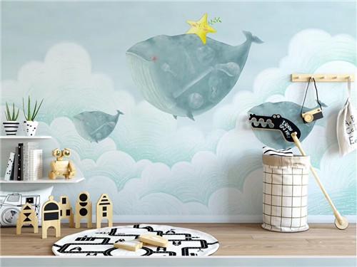 广东幼儿园墙绘公司-手绘墙画,让风景上墙