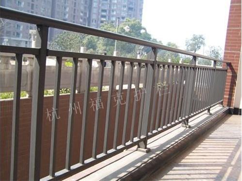 杭州上城区阳台护栏厂家 阳台护栏供应商