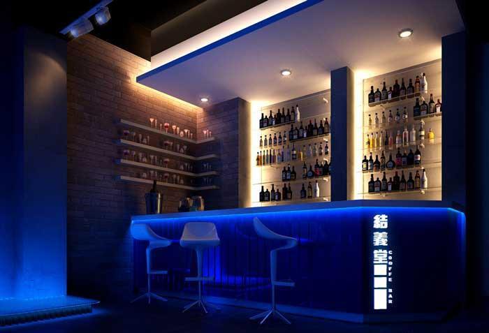 镇江特色酒吧装修设计公司图片