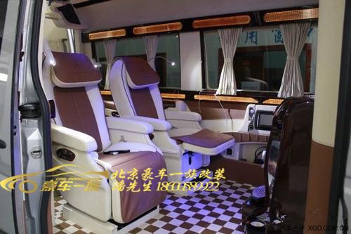 改装 瑞风座椅改装 瑞风酒吧台改装   阁瑞斯改装商务车   改高清图片