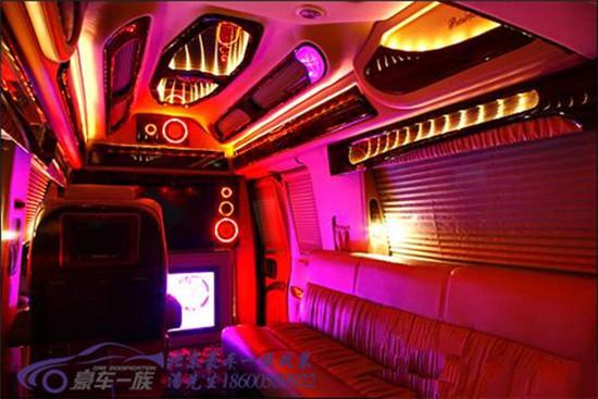 改装 专业各种汽车商务车后排座椅改装 威霆 唯雅诺比亚迪m6高清图片