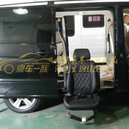 丰田塞纳电动门塞纳福祉座椅残疾座椅改装公司