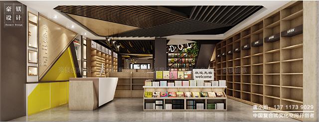 创意书吧设计_书店规划设计_小型书店设计图片