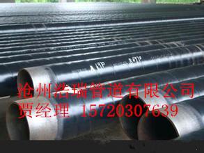 山东青岛3PE防腐螺旋钢管厂家