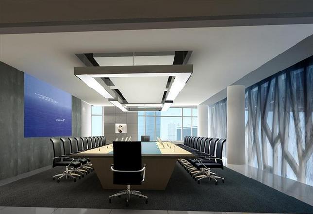 会议室装修方案设计; 南京写字楼装潢设计 - 家居装修; 南京会议室图片