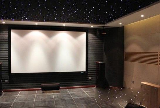 家庭影院装修设计应注意哪些仿墙纸效果贴上红砖怎么样图片
