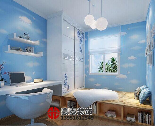 南京儿童房装修设计效果图
