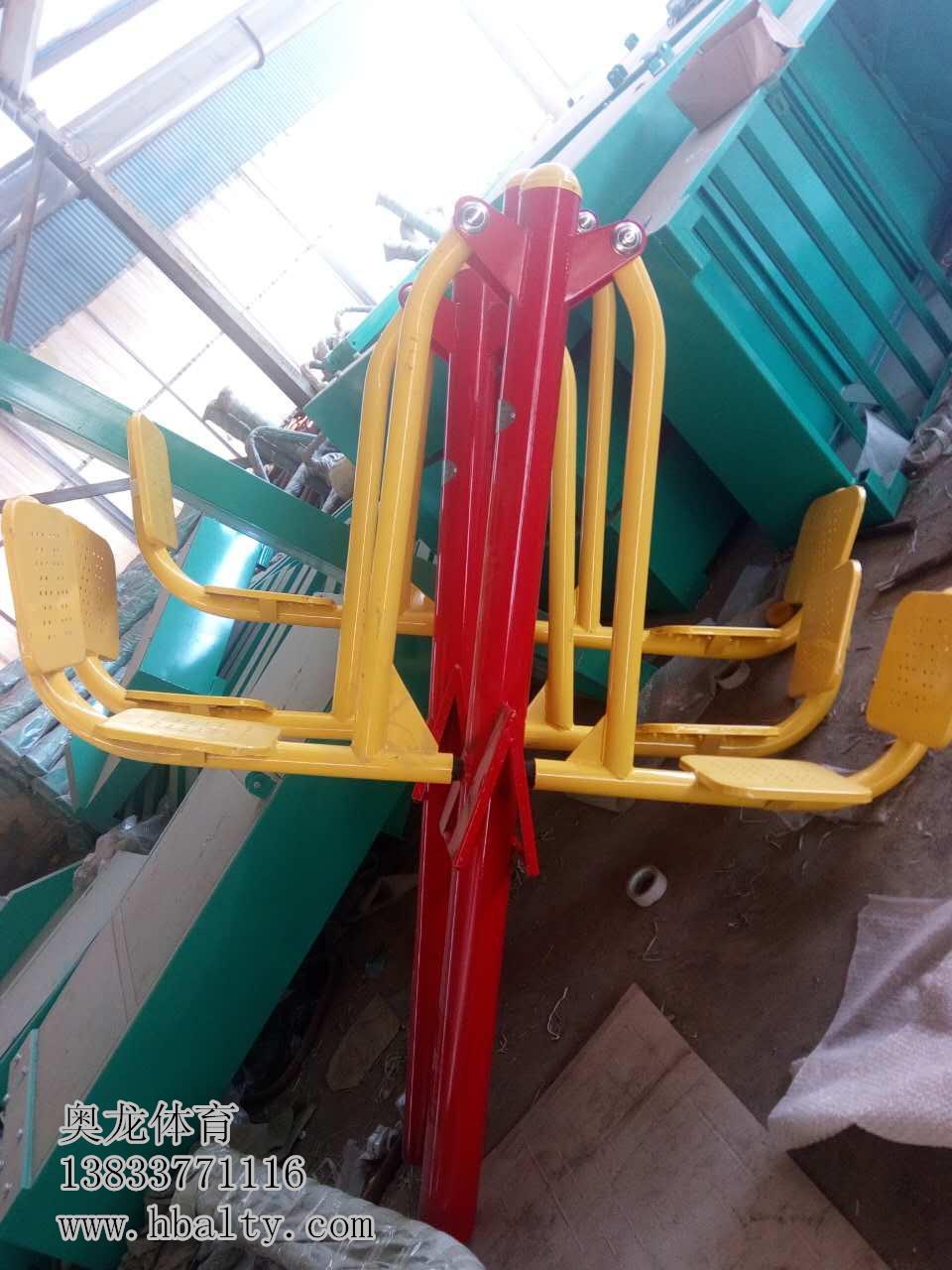 黑龙江室外健身器材生产厂家 奥龙体育厂家直销
