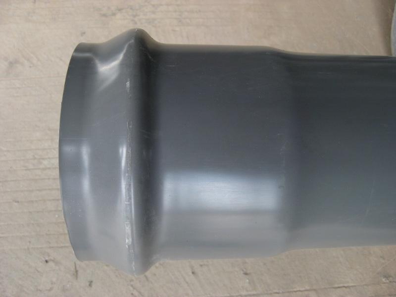楼房上水管用110pvc给水管8公斤最合适