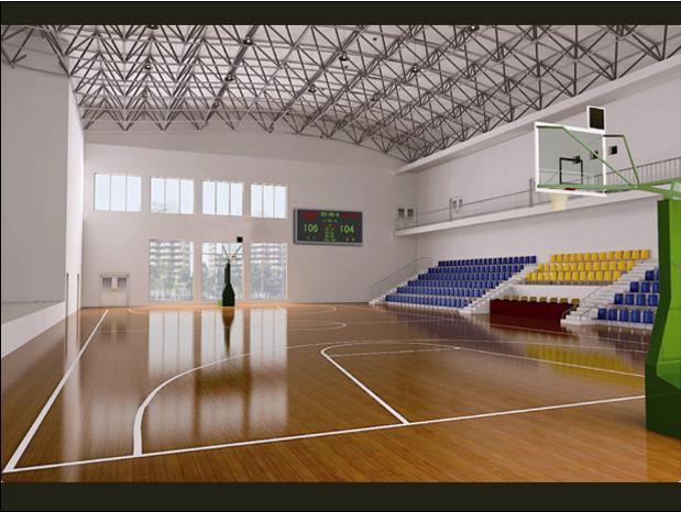 有口碑的篮球馆木地板厂,一流的产品质量