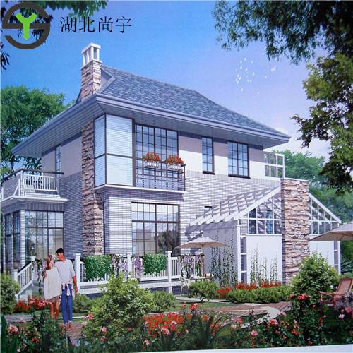 但是轻钢房屋自重轻,仅为砖混结构房屋的五分之一左右,钢筋混泥土结构