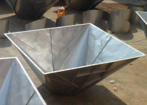 304不锈钢焊接漏斗生产厂家-行业设备-商讯中
