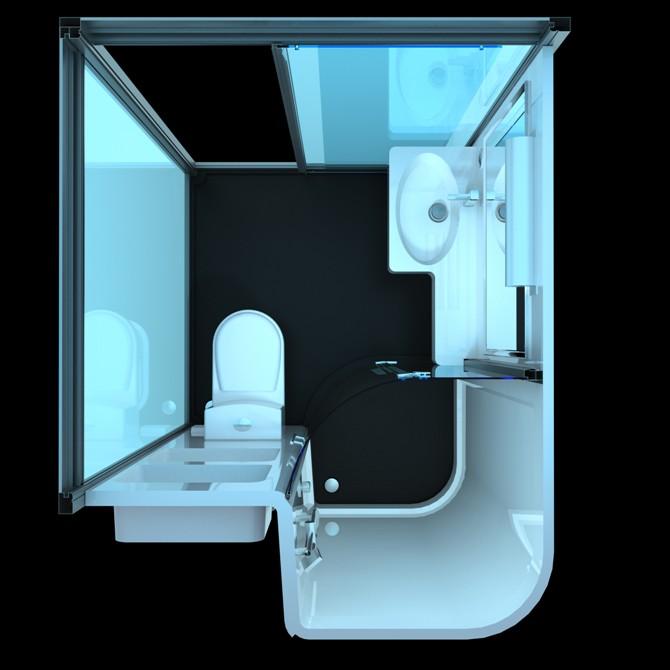 河南整体洗手间品牌排名 河南整体卫浴品牌排名 逸巢整体高清图片