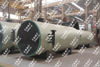 建筑模板行业所使用导热油炉