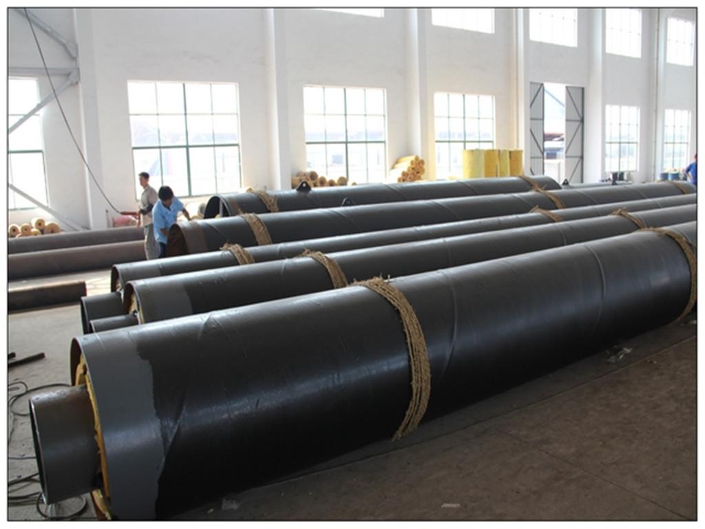 钢套钢保温管的焊接|行业资讯-河北亿健管道设备制造有限公司.