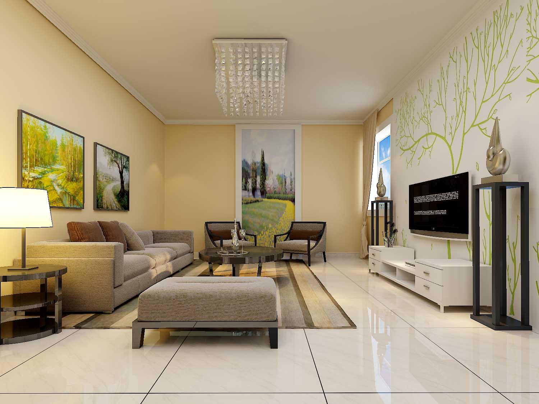 新房装修设计在郑州设计简约时尚风格装修要多少钱