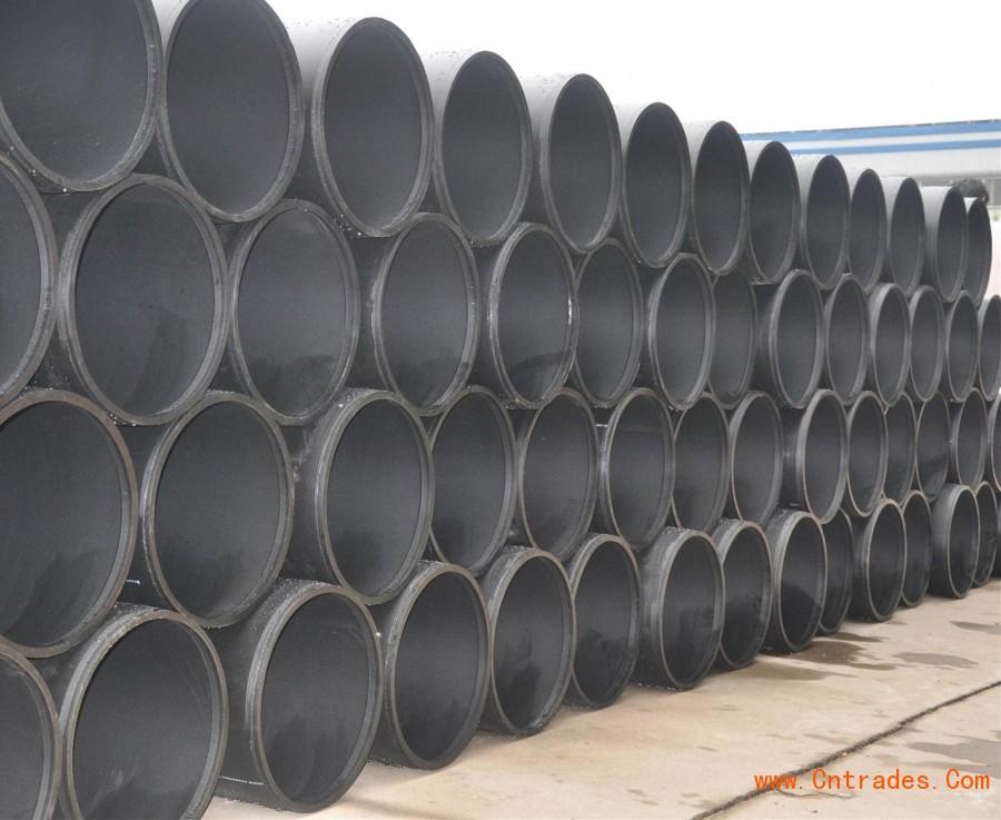 热熔钢丝网骨架塑料复合管市政给水管道