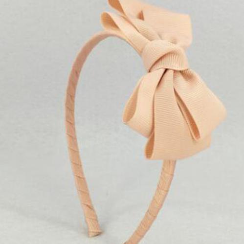 可爱蝴蝶结发夹饰品