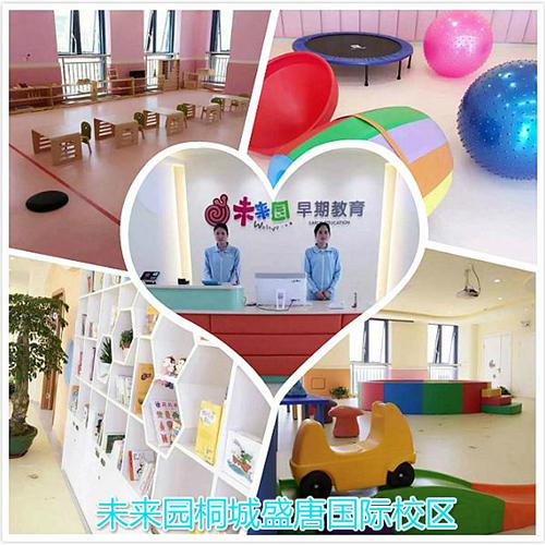 未来园早教加盟-桐城盛唐国际校区