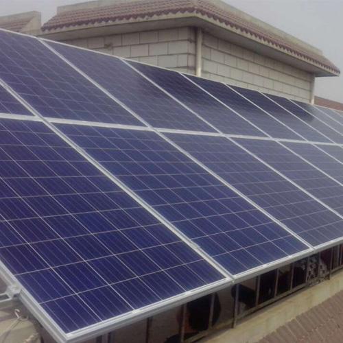 太阳能光伏发电系统的组件是如何实现发电上网的