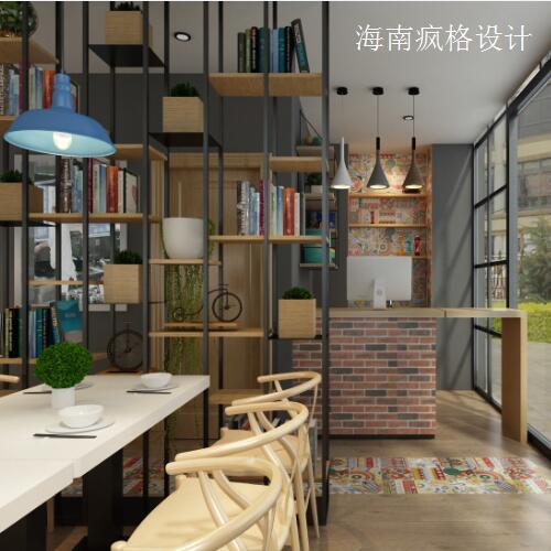 海南临高优质咖啡馆装修设计服务商