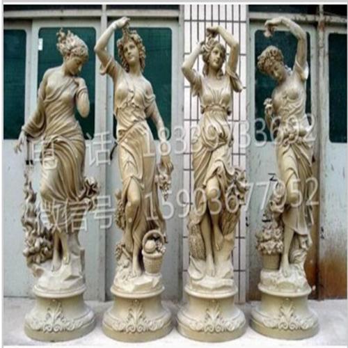 山西玻璃钢雕塑经销商,样式多种价格实惠