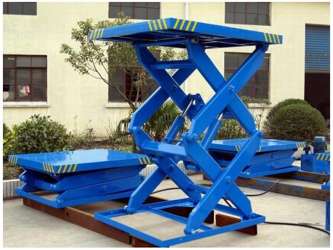固定式液压升降平台 液压升降平台 金瑞起重机械