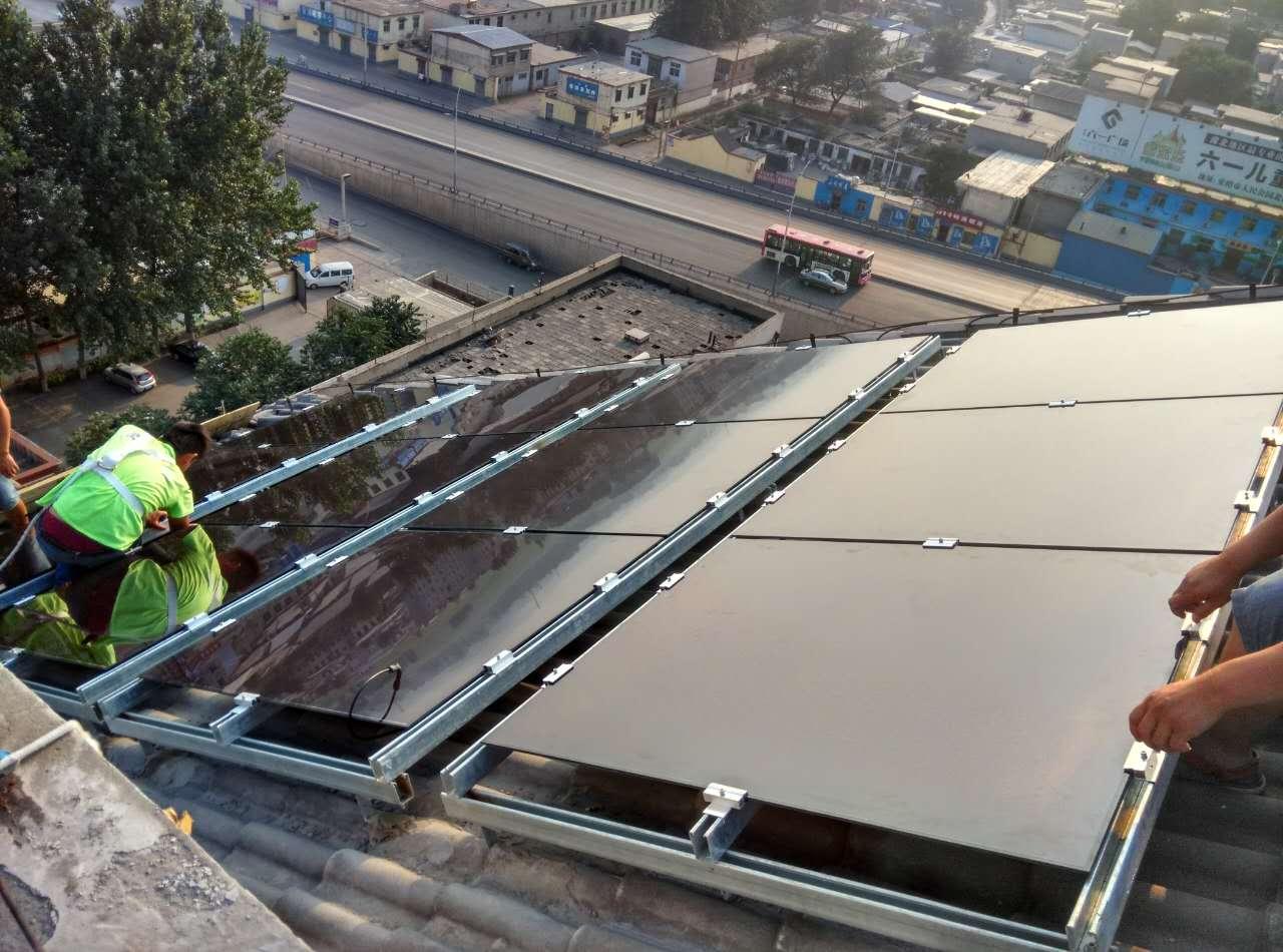 濮阳薄膜太阳能,家庭光伏发电安装,河南阳光动力公司优质选择