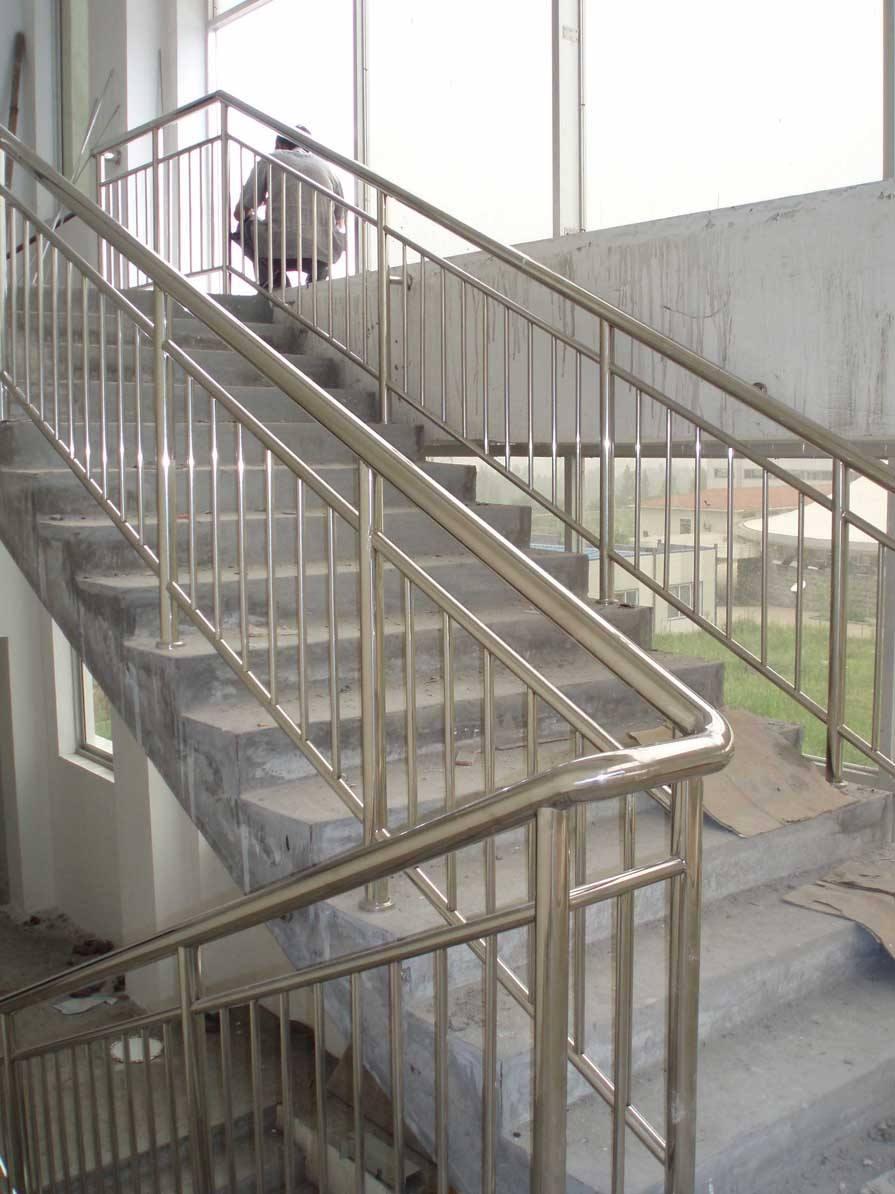 不锈钢楼梯栏杆价格_专门卖楼梯不锈钢栏杆网店比较好的正品玻璃楼梯扶手栏杆 不锈 ...