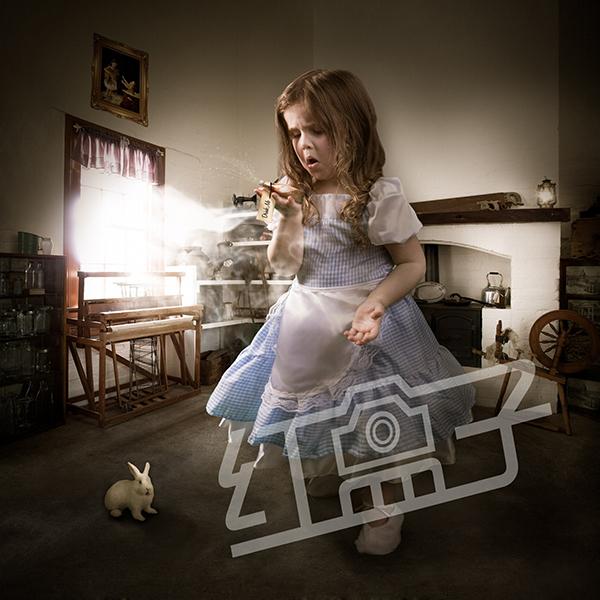 颠覆视觉体验的童装广告片摄影|童模可爱萌照拍摄图片