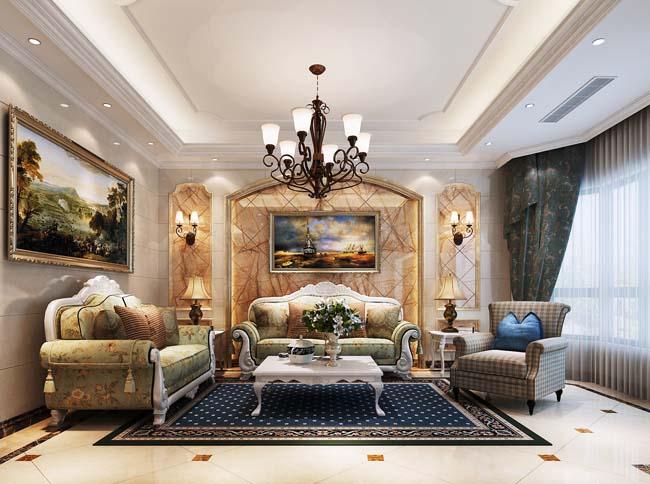 2015年最新室内欧式风格装修图片大全丨最全欧式风格图片