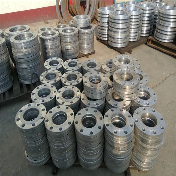 徐州市政供水用国标突面板式平焊法兰图片
