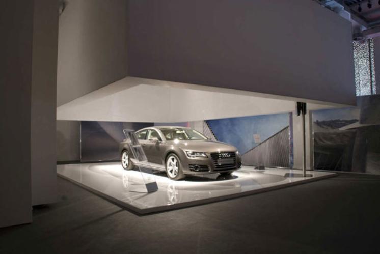 佛山汽车展厅设计-工艺精湛-结构新颖