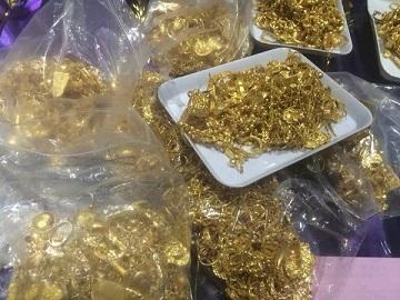 莱芜大润发有回收黄金的吗,回收价格多少钱一克?