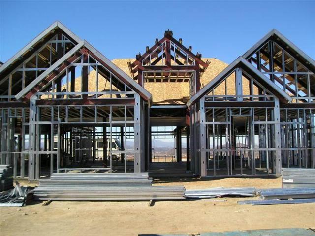 钢结构木屋与别墅别墅有区别?哪个更好?哪家做的更好?一草一木青年别墅图片
