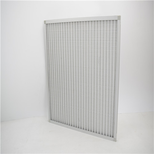推薦主營項目————折疊式過濾器-折疊式-初效過濾器G3