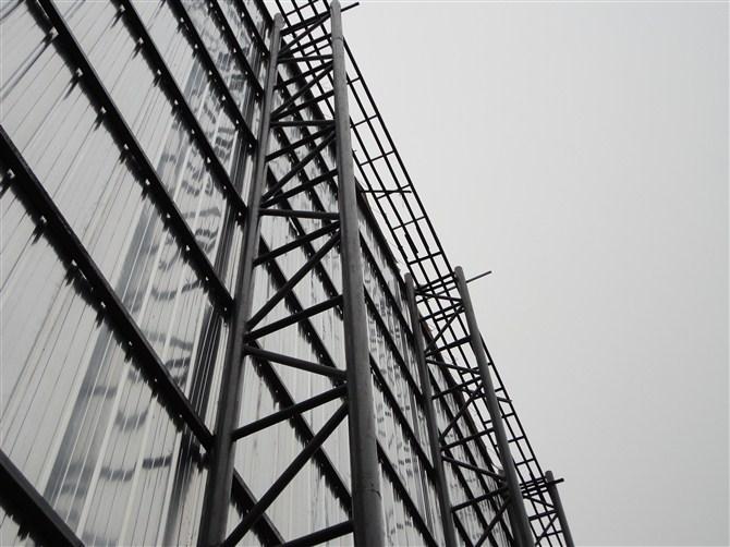 惠阳钢结构围挡淡水钢结构栏杆,哪家做的好,我选华南振远公司