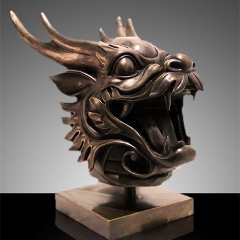 铜艺术品的制作厂家 精美独特铸铜厂和信智造图片
