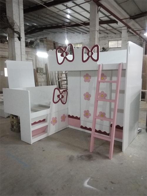 惠州定制双层儿童床家具公司,选金名豪价格实惠,质量优可联系客服电话