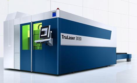惠州激光切割加工 惠州德国进口设备通快4000w大功率切割