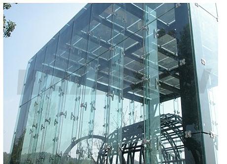 惠州钢结构玻璃幕墙 专业幕墙公司 施工设计玻璃幕墙