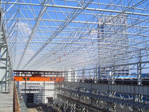 钢结构网架公司,惠州钢结构雨棚,惠州钢结构网架