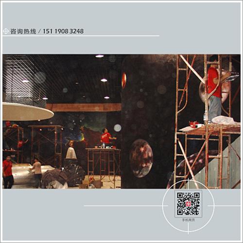 惠州幼儿园外墙彩绘设计公司 杰盟艺饰您品质的化装师(电影)来电了